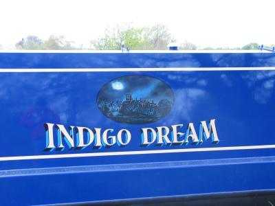 Indigo Dream Artwork