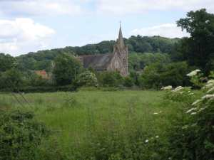 Charming church - probably Lower Shuckburgh