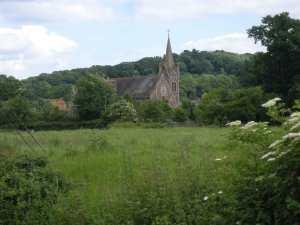 Charming church - probably Lower Shuckburgh