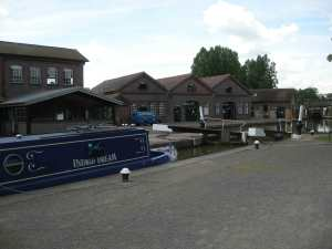 Lots to see at Hatton Top Locks