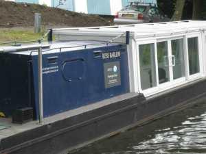 The university\'s hydrogen boat