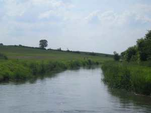 A view of the Wendover Arm