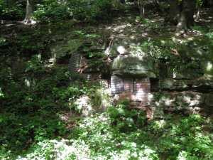 Brick cliff props!