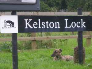 Lou being a poster girl for Kelston Lock
