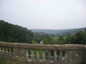 The view from Dundas Aqueduct