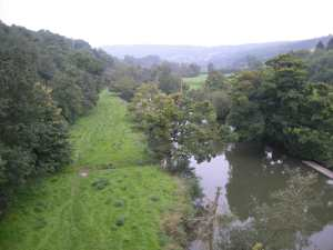 Antother view from Dundas Aqueduct