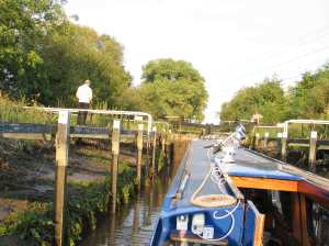 Monkey Marsh Lock