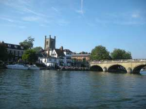 A view of Henley