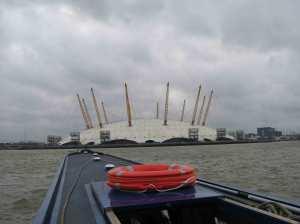 Dome ahoy