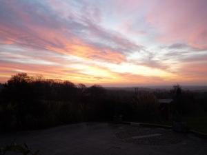 Stunning saturday sunrise