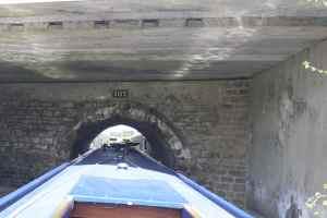 Under Nell Bridge...