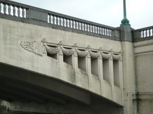 Lovely detail on Caversham Bridge in Reading