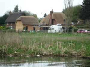 New thatched developments going up
