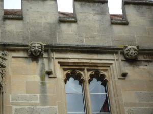 Abingdon's gargoyles