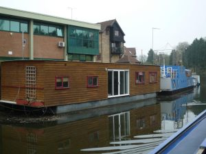 Brentford House Boats