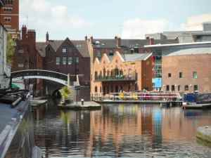 Gas Street Basin looks good