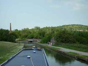 The picturesque Windmill End Junction