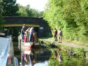 Fulbourne be-weeded on the Wyrley and Essington