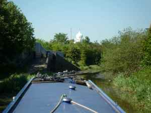 Walsall Canal View