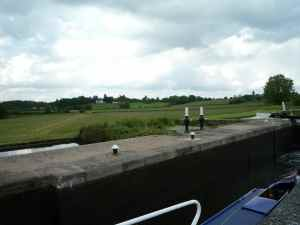 A view from the Knowle Locks