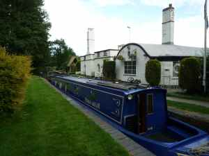Preston Bagot lock cottage