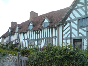 Mary Arden's Farm in Wilmcote