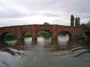 Another eccentric bridge.....