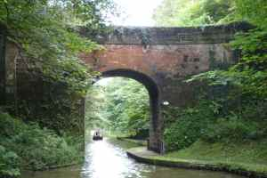 Deep cuttings and high bridges