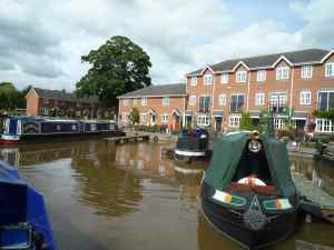 Market Drayton making the best of its waterfront