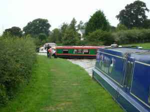 Beeston Steel Lock: Almost got the Cruiser ...