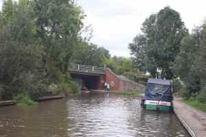 Our mooring - it's not beautiful but it seems to tick all the other boxes....