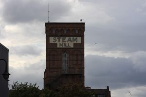 Fine old mill on the outskirts of Chester