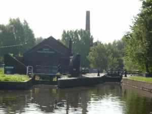 The museum at Etruria Junction - well worth a visit