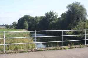 The River Tame....