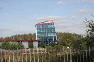 This is one of our landmarks on the M6....