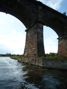 A section of the Dutton Viaduct