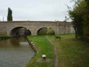 These double arched bridges are so evocative