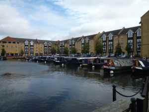 The marina at Apsley