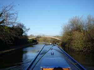 How perfect is that sky - what a wonderful day for messing about on the water....