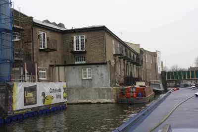 I shouldn't be so sentimental but I have a preference for a more traditional canalside restoration/development.