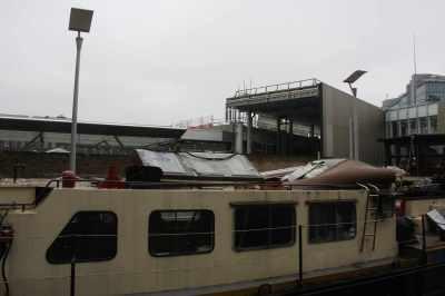 Crossrail at Paddington....