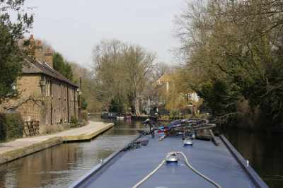 Canalside scene - lovely....