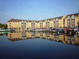 Apsley Marina at its best :-)