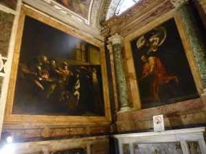 The Caravaggio......