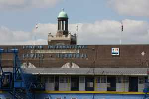 This historic cruise terminal is a grade II listed building - have a look at their website - it's amazing! http://londoncruiseterminal.com/ This is who you contact if you want a river mooring for your super-yacht - http://www.pla.co.uk/display_fixedpage.cfm/id/2732/site/port%20of%20london