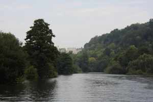 View towards Cliveden - one of my favourite stretches of river...