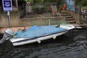 """A proper boat for """"duck touring""""..."""
