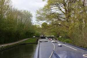 Beautiful canal - remember, we're still inside the M25 here :-)