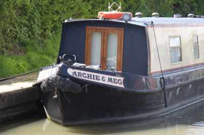 So Greygal, are you going to rename Rosie or do you need to get Archie a new cruising companion called Meg??