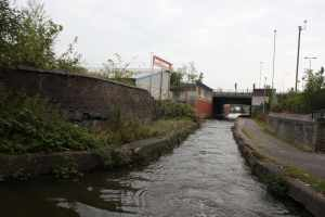 Great canal but areas alongside are run down